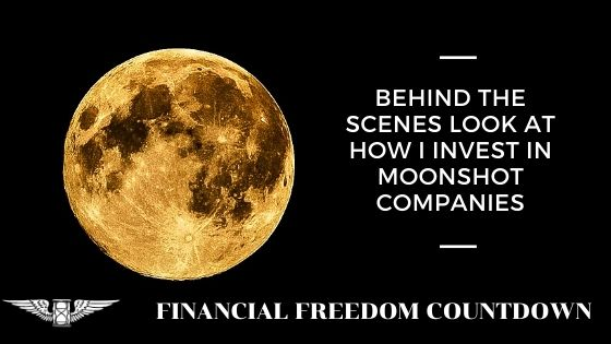 How I Invest In Moonshot Companies