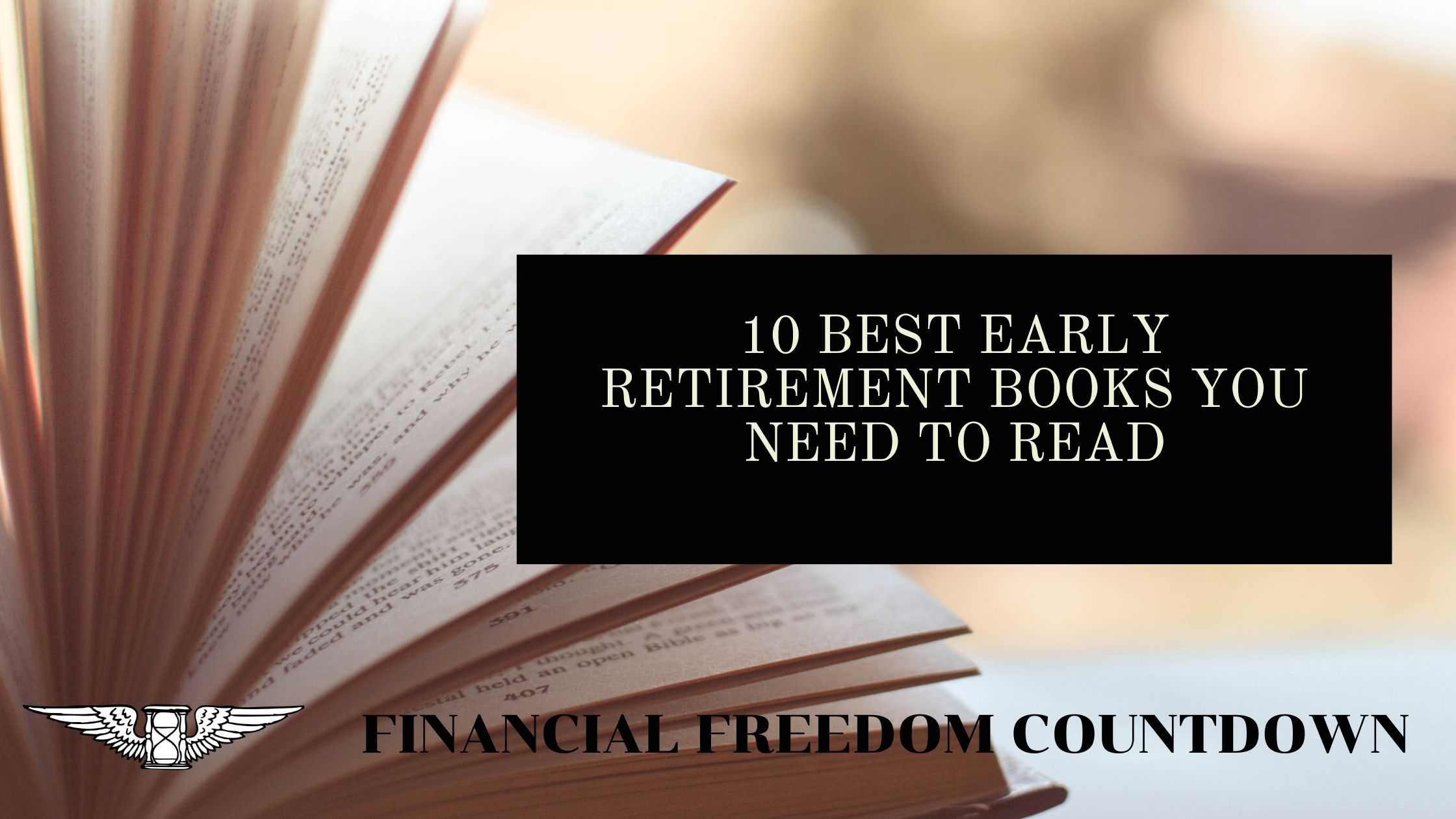 Best Early Retirement Books