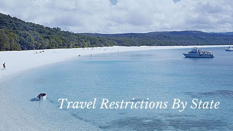 Travel Restrictions By State