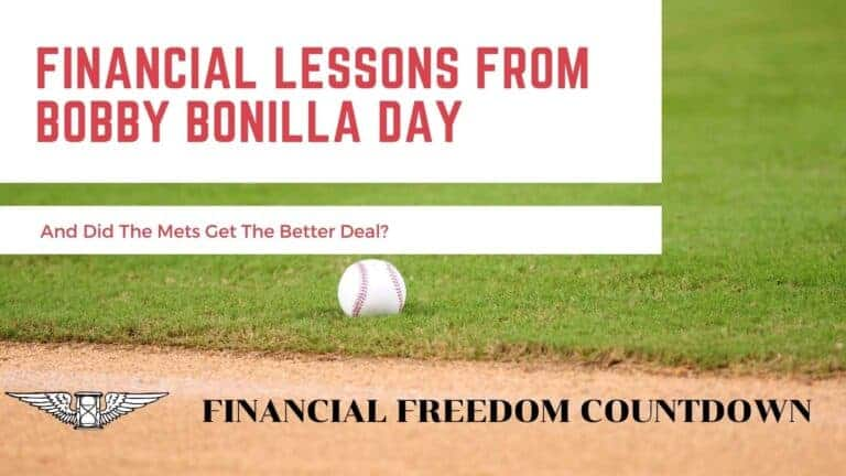 Financial Lessons From Bobby Bonilla Day And Did The Mets Get The Better Deal?