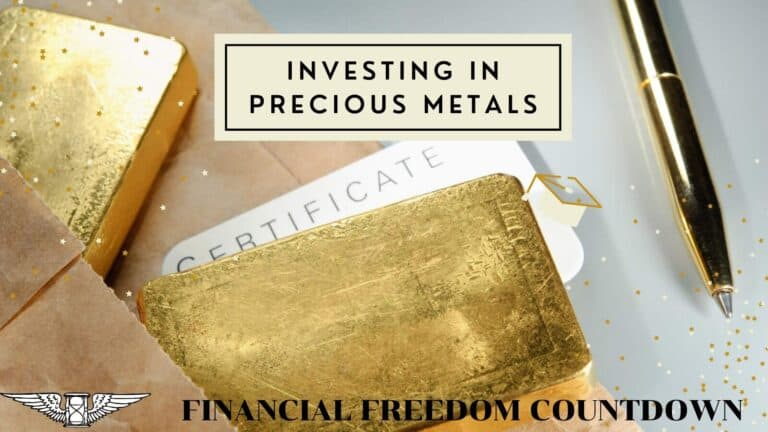 Investing In Precious Metals: Is It Right For You?